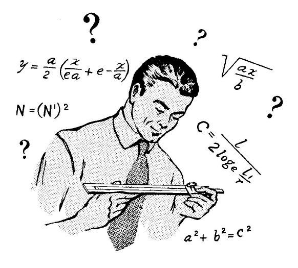 illustrated self guided course on how to use the slide rule